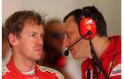 Sebastian Vettel - Ferrari - GP Spanien - Barcelona - Freitag - 8.5.2015