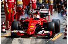 Sebastian Vettel - Ferrari - GP Spanien - Qualifying - Samstag - 9.5.2015