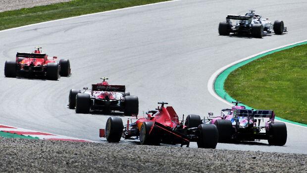 Sebastian Vettel - Ferrari - GP Steiermark 2020 - Spielberg