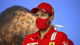 Sebastian Vettel - Ferrari - Spielberg - Österreich