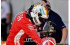 Sebastian Vettel - Ferrrari - GP Japan 2018 - Suzuka - Rennen