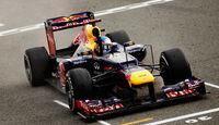 Sebastian Vettel Formel 1 2012