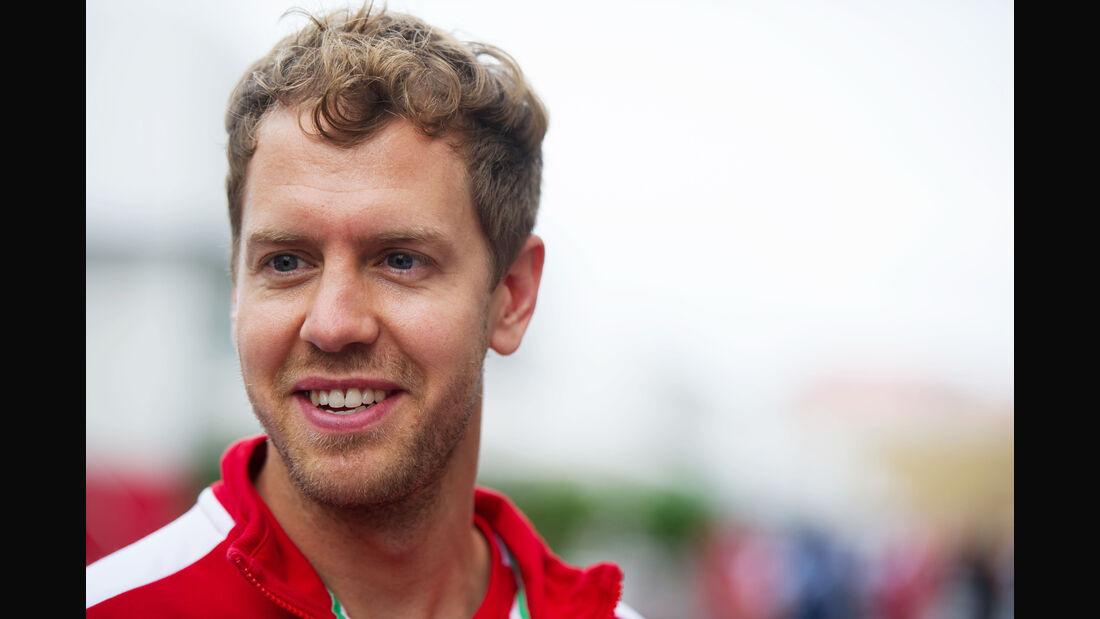 Sebastian Vettel - Formel 1 2015