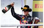 Sebastian Vettel Formel 1 Austin GP USA 2012