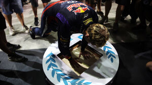 Sebastian Vettel - Formel 1 - GP Abu Dhabi - 03. November 2013