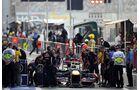 Sebastian Vettel  - Formel 1 - GP Abu Dhabi - 04. November 2012