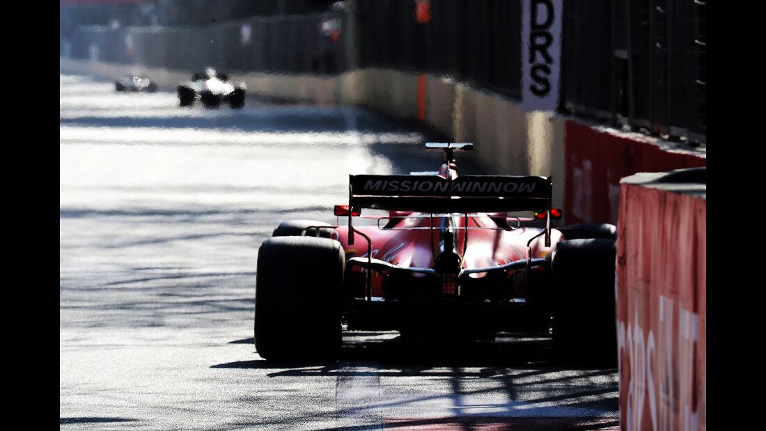Sebastian Vettel - Formel 1 - GP Aserbaidschan 2019