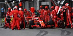 Sebastian Vettel - Formel 1 - GP Aserbaidschan - 29. April 2018
