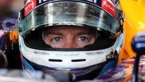 Sebastian Vettel  - Formel 1 - GP Australien - 15. März 2014
