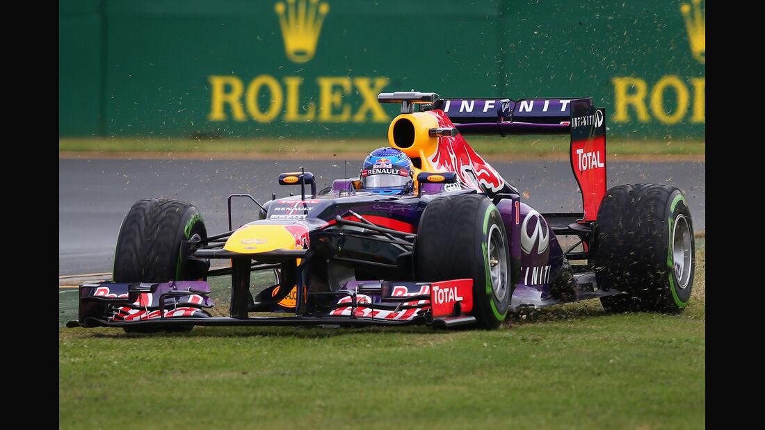 Sebastian Vettel - Formel 1 - GP Australien 2013