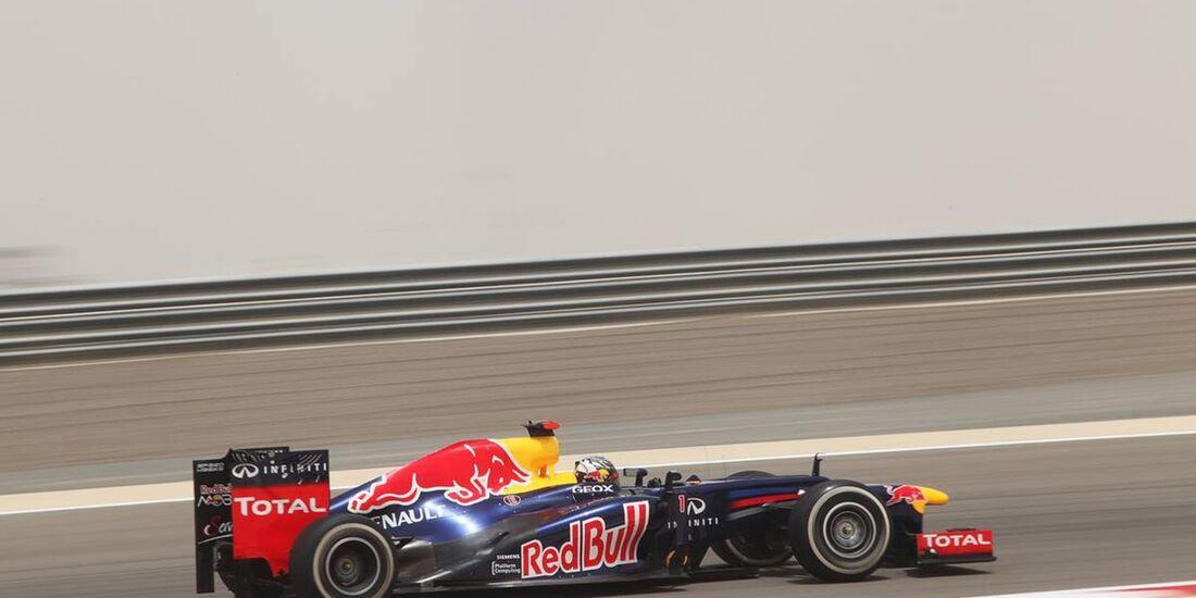 Sebastian Vettel - Formel 1 - GP Bahrain - 20. April 2012
