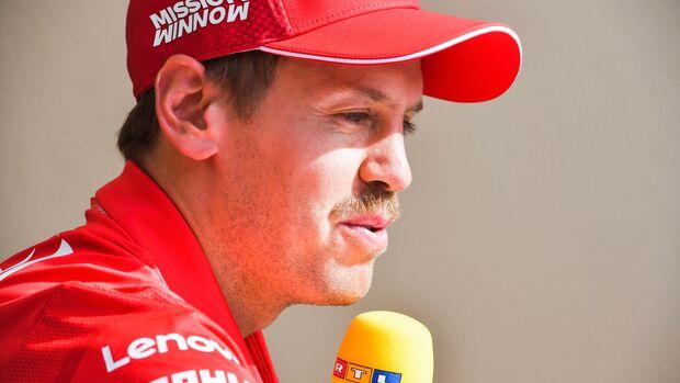 Sebastian Vettel - Formel 1 - GP Bahrain - 28. März 2019