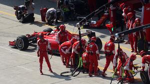 Sebastian Vettel - Formel 1 - GP China 2015
