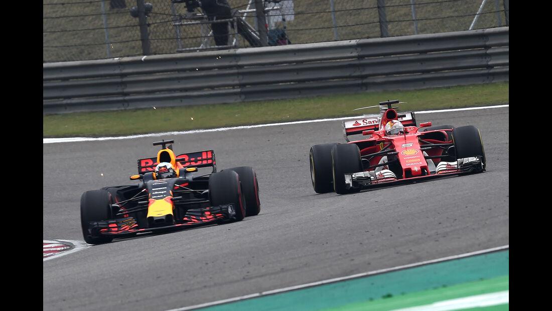 Sebastian Vettel - Formel 1 - GP China 2017