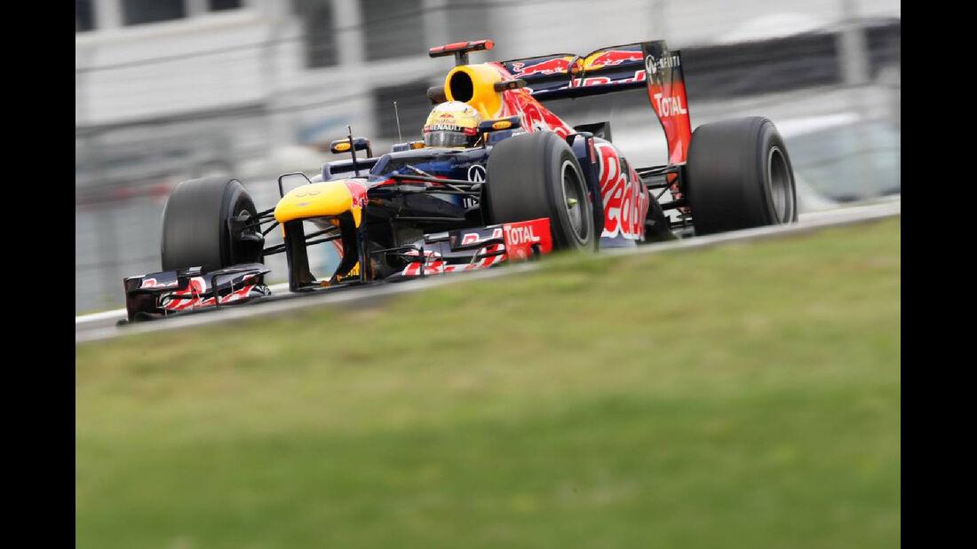 Sebastian Vettel - Formel 1 - GP Deutschland - 20. Juli 2012