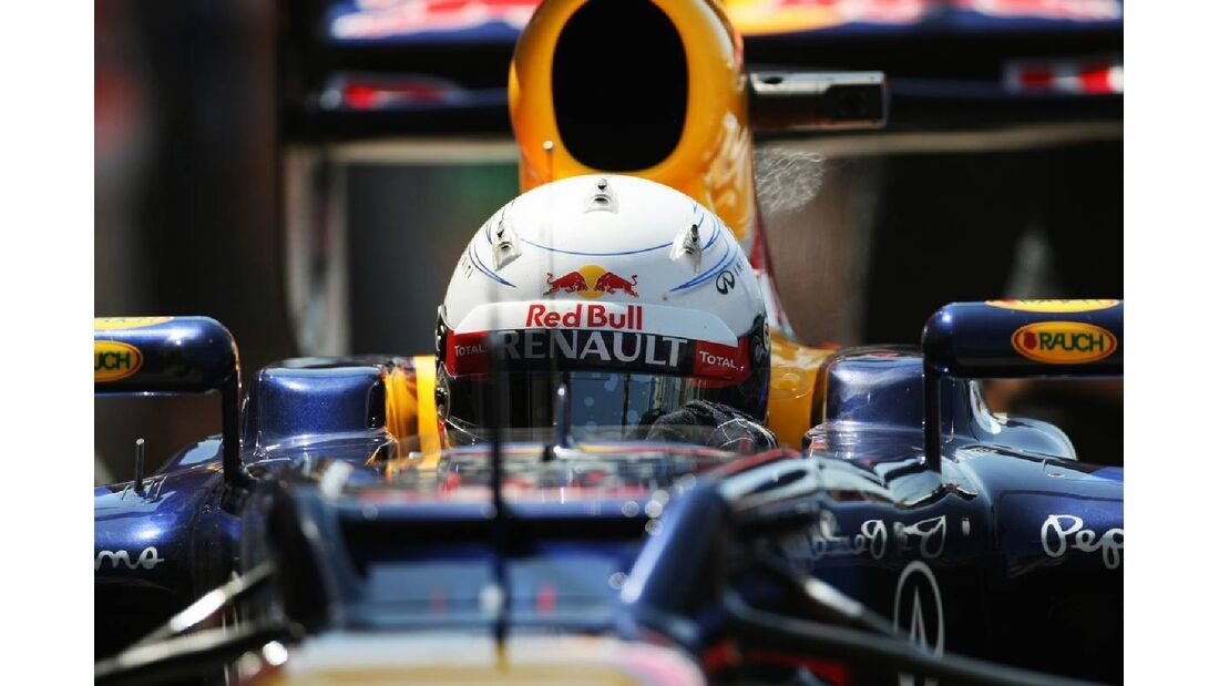 Sebastian Vettel  - Formel 1 - GP Europa - 23. Juni 2012