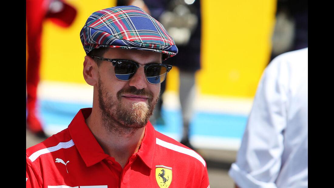 Sebastian Vettel - Formel 1 - GP Frankreich 2019