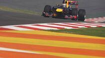 Sebastian Vettel - Formel 1 - GP Indien - 26. Oktober 2012