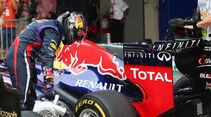 Sebastian Vettel - Formel 1 - GP Indien - 26. Oktober 2013