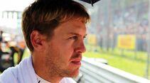 Sebastian Vettel  - Formel 1 - GP Italien - 09. September 2012
