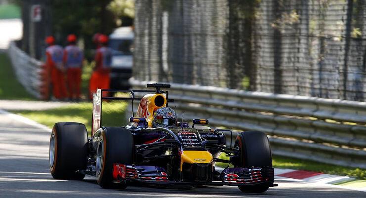 Sebastian Vettel - Formel 1 - GP Italien - 6. September 2014