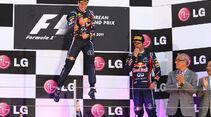 Sebastian Vettel - Formel 1 - GP Korea - 16. Oktober 2011