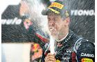 Sebastian Vettel - Formel 1 - GP Korea - 16. Oktober 2012