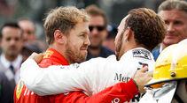 Sebastian Vettel - Formel 1 - GP Mexiko 2018