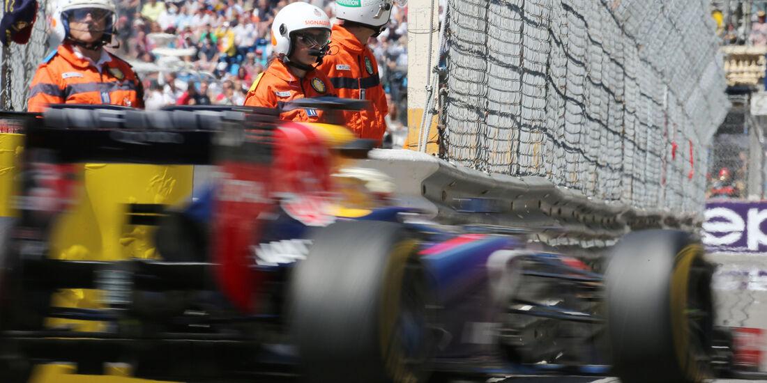 Sebastian Vettel - Formel 1 - GP Monaco - 23. Mai 2013