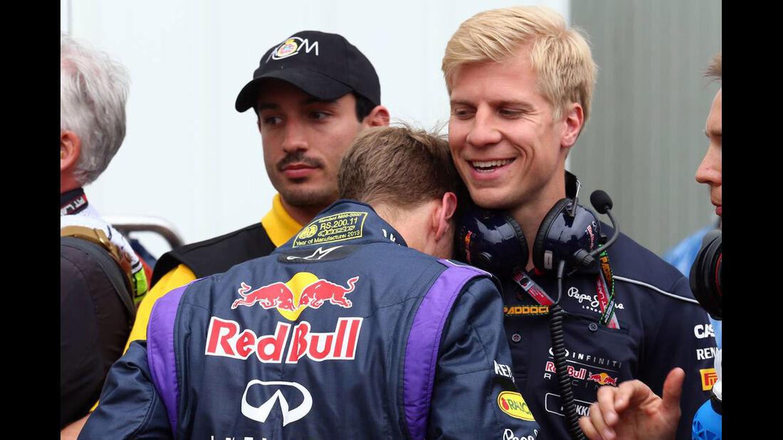 Sebastian Vettel - Formel 1 - GP Monaco - 25. Mai 2013