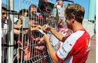 Sebastian Vettel - Formel 1 - GP Monaco - Mittwoch - 20. Mai 2015