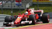 Sebastian Vettel - Formel 1 - GP Österreich 2017