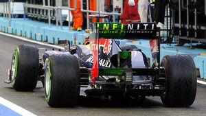 Sebastian Vettel - Formel 1 - GP Singapur  2012