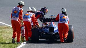 Sebastian Vettel - Formel 1 - GP Spanien 2014
