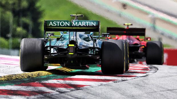 Sebastian Vettel - Formel 1 - GP Steiermark - Spielberg - 27. Juni 2021