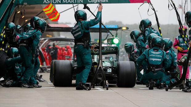 Sebastian Vettel - Formel 1 - GP Türkei 2021