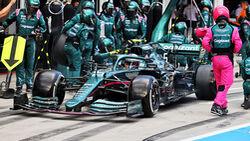 Sebastian Vettel - Formel 1 - GP Ungarn - 2021