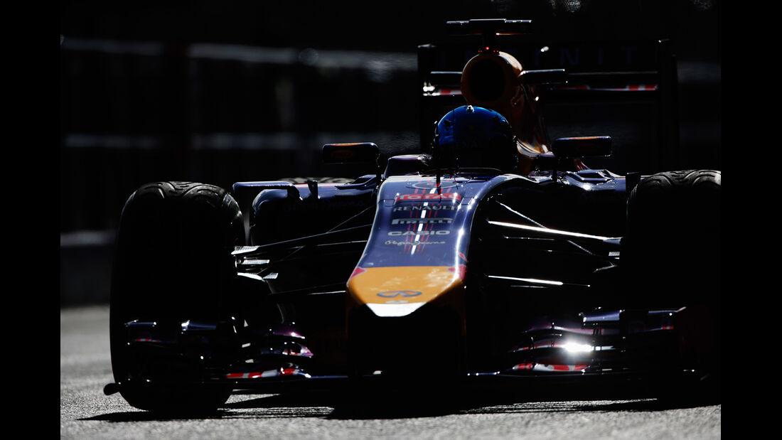 Sebastian Vettel - Formel 1 - Jerez-Test 2014