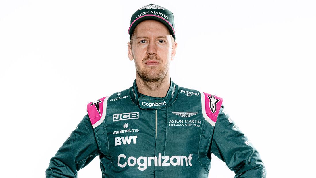 Sebastian Vettel - Formel 1 - Porträt - 2021