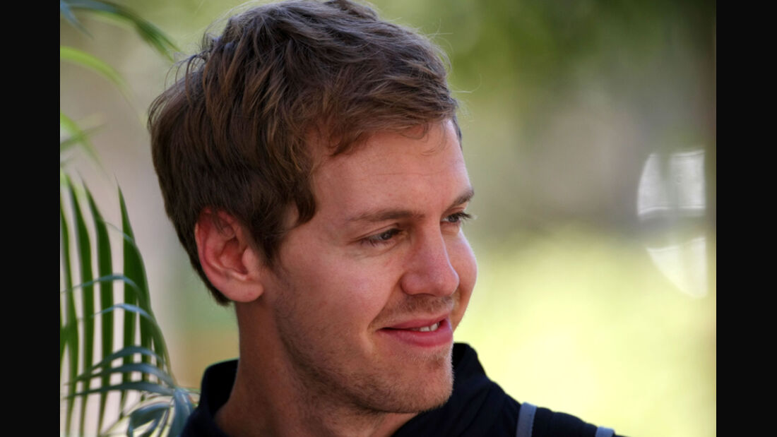 Sebastian Vettel - GP Abu Dhabi - Freies Training - 11. November 2011