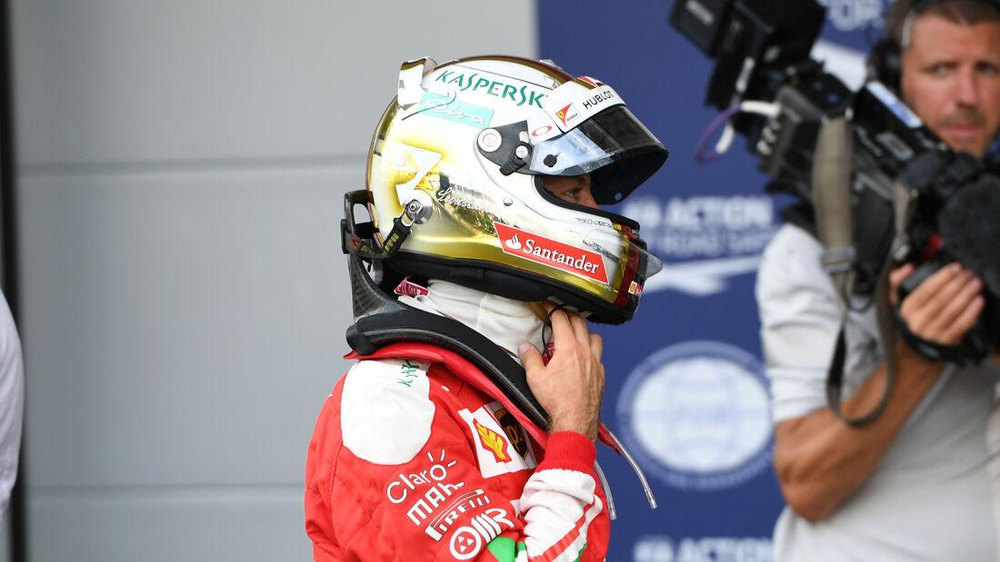 Sebastian Vettel - GP Aserbaidschan 2016