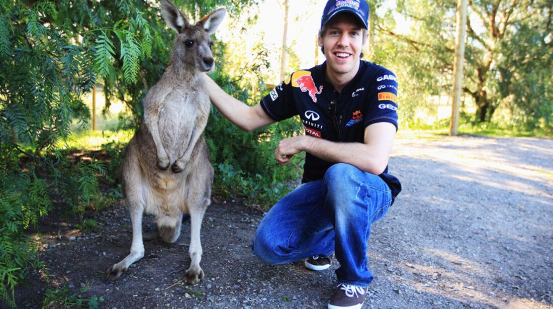 Sebastian Vettel GP Australien 2011