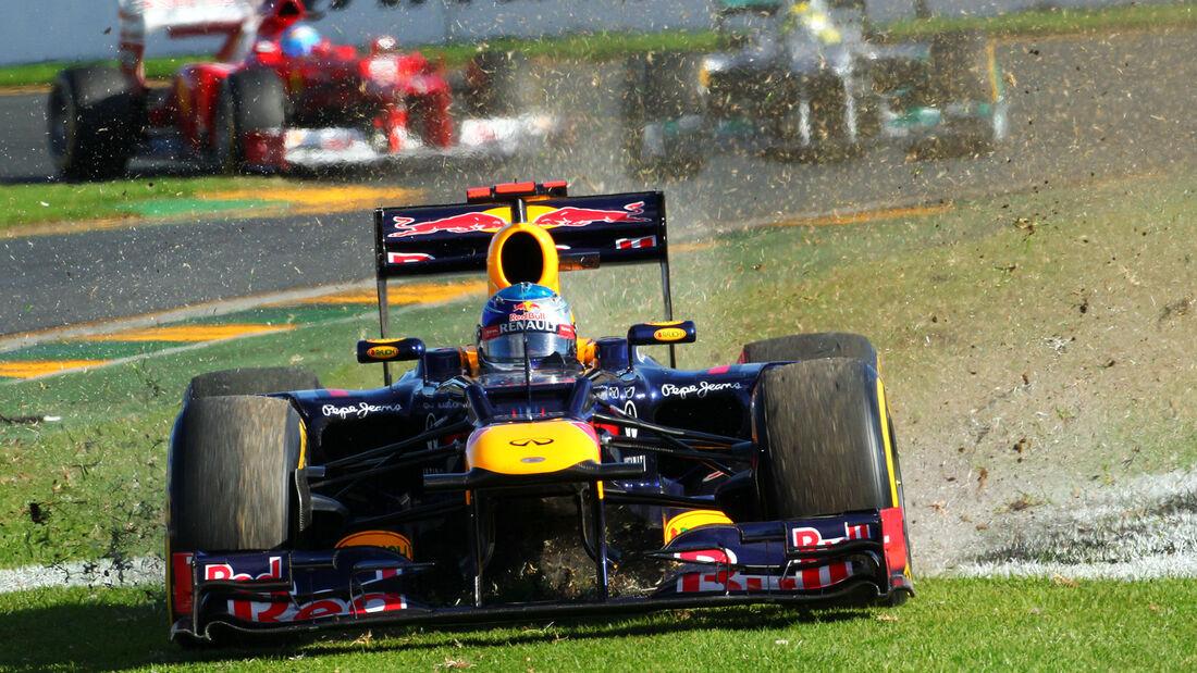 Sebastian Vettel GP Australien 2012