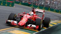 Sebastian Vettel - GP Australien 2015