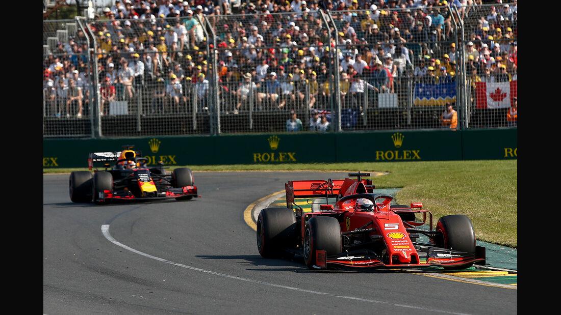 Sebastian Vettel - GP Australien 2019