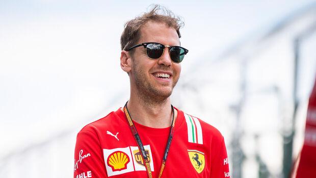 Sebastian Vettel - GP Australien 2020