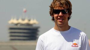 Sebastian Vettel GP Bahrain