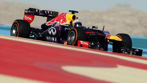 Sebastian Vettel GP Bahrain 2013