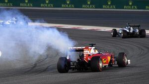 Sebastian Vettel - GP Bahrain 2016