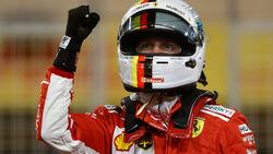 Sebastian Vettel - GP Bahrain 2018